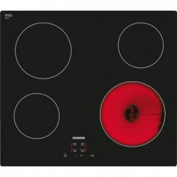 SIEMENS ET611HE17F Table de cuisson vitrocéramique 60 cm