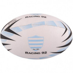 GILBERT Ballon de rugby SUPPORTER - Racing 92 - Taille 5
