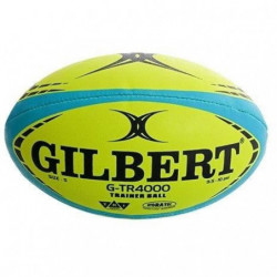 GILBERT Ballon de rugby G-TR4000 Fluo T5
