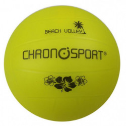 CHRONOSPORT Ballon Volley Transp Orange 210