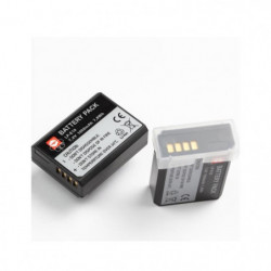 2 x batteries LP-E10 , LPE10 pour CANON EOS 1100D - MP EXTRA