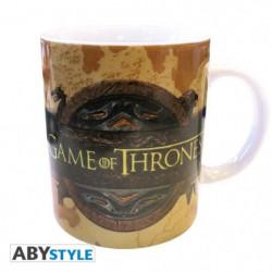 Mug Games Of Thrones - 320 ml - Opening logo