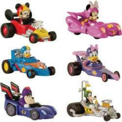 MICKEY ROADSTER RACERS Voiture Donald Pack Mickey & Ses Amis