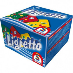 SCHMIDT AND SPIELE Jeu de cartes - Ligretto - Bleu