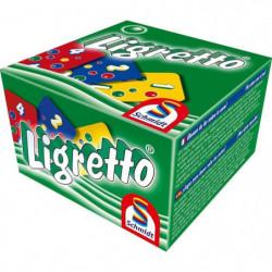 SCHMIDT AND SPIELE Jeu de cartes - Ligretto - Vert