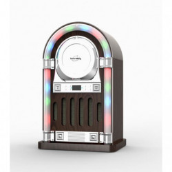 INOVALLEY RETRO13N Juke Box - Lecteur CD - Bluetooth