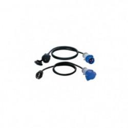 BRENNENSTUHL Adaptateur 1,5m H07RN-F 3G1.5 fiche P17