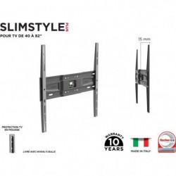 MELICONI 480952 Support mural TV fixe Slim SP 400 S PLUS