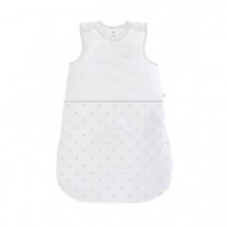 ABSORBA Gigoteuse Chut bébé dort - 100% coton - 70 cm - Rose