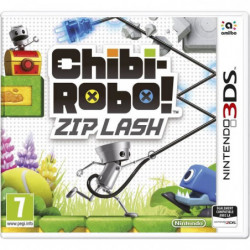 Chibi-Robot ! Zip Lash Jeu 3DS