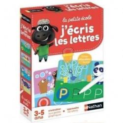 NATHAN La Petite Ecole - J'écris les Lettres