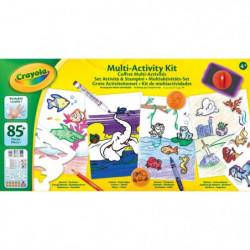 Crayola - Coffret Multi-activités - Activités pour les enfants