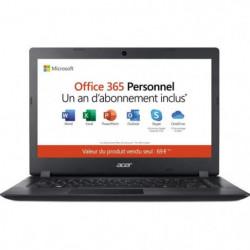 "ACER PC Portable Aspire 1 A114-31-14"" HD-Intel Celeron N3350"