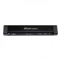IRIS IRISCan Express 4 - Portable - USB - 8PPM Simplex