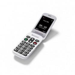 SWISSVOICE D28 - Téléphone mobile débloqué 2G pour séniors
