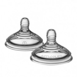 TOMMEE TIPPEE Tétines Anti-Colique 3m+ X2