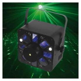 AFX COMBO-LED Jeu de lumiere Combo a LED RGBWA