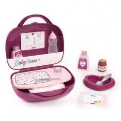 SMOBY Baby Nurse Vanity + 12 Accessoires