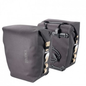 BROOKS Sac de Voyage Land'S End Arriere - Noir
