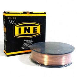 INE Bobine de fil à souder acier Mig-Mag Ø0,6 mm 700 g