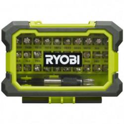 RYOBI Coffret 32 pieces mixtes