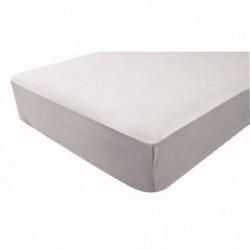 DOMIVA Drap-housse imperméable - Perle - 70x140 cm