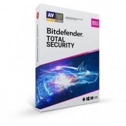 Bitdefender Total Security 2020 - 10 appareils - 2 ans