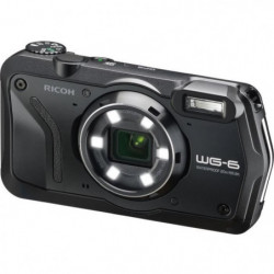 RICOH WG6 Appareil photo Compact outdoor - 20 MP - Vidéo 4K 103555