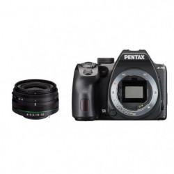 PENTAX Appareil photo Reflex K-70 - 24 MP - WiFi + Objectif