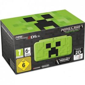 Console New Nintendo 2DS XL Minecraft - Creeper Edition