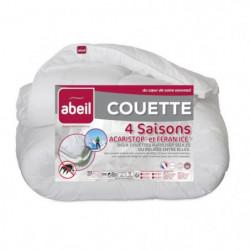 ABEIL Couette 4 Saisons ANTI-ACARIENS 220x240cm