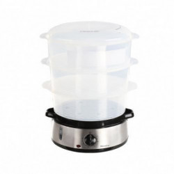 LIVOO DOC141 Cuiseur vapeur - Inox