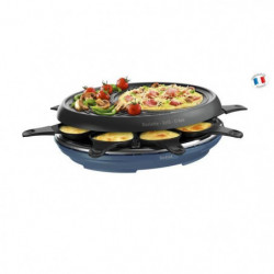 TEFAL RE310401 COLORMANIA Grill crepes 8 Personnes avec coup