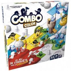 ASMODEE - Combo Color - Jeu de société