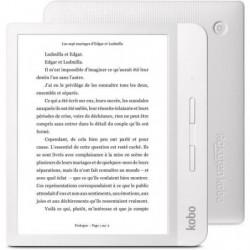 "KOBO Liseuse Libra H2O - 7"" - 300ppp - ComfortLight PRO"