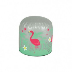 FUN HOUSE Lampe Lanterne Gonflable Flamant Rose Pour Enfant