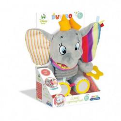 CLEMENTONI Disney Baby - Peluche Premieres activités Dumbo