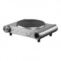 ARIETE 993 Plaque de cuisson posable en fonte - Inox