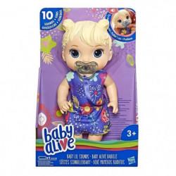 Baby Alive - Babille - Poupée cheveux blonds