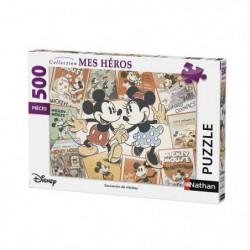 MICKEY Puzzle 500 pcs Souvenirs - Disney