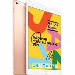 "iPad 7 10,2"" Retina 128Go WiFi + Cellular - Or"