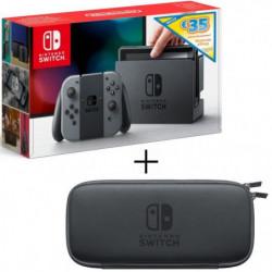 Console Nintendo Switch avec Joy-Cons Gris + code