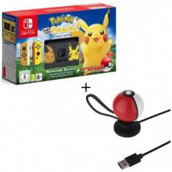 Console Nintendo Switch + Pokemon : Let's Go, Pikachu !