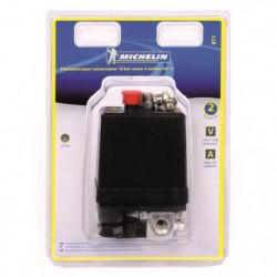 MICHELIN Pressostat Pour Compresseur 10 Bars Mono 4 Sorties