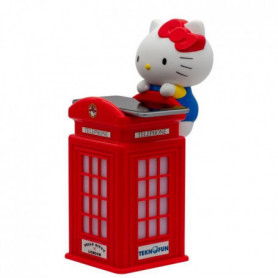 HELLO KITTY Chargeur sans-fil cabine téléphonique
