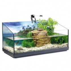 TETRA Repto AquaSet - Aquaterrarium Complet pour Reptiles et