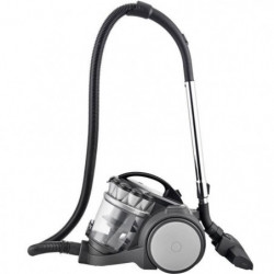 HARPER - RAPTOR_BLACK+GREY - Aspirateur sans sac