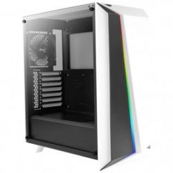 AEROCOOL Cylon PRO (RGB) Blanc TG (Verre trempé) -  Boîtier sans