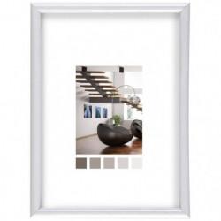 Cadre photo Expo blanc 21x29,7 cm - Ceanothe, marque française