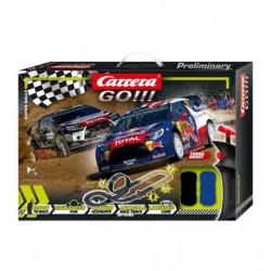 CARRERA GO!!! - Circuit Super Rally - 4.9 m
